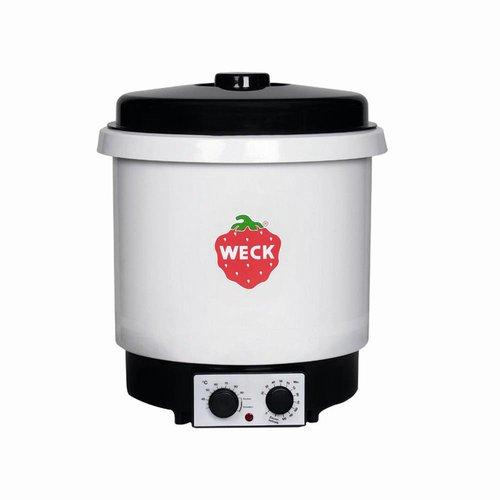 Weck WAT35 mit Uhr