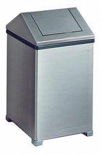Rubbermaid 40 Ltr. Edelstahl-Abfallbehälter T1414SSPL