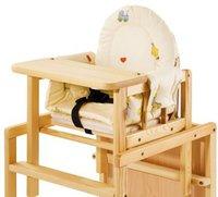 Pinolino Sitzverkleinerer für Kombi-Hochstuhl Komfort Folie