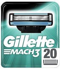 Gillette MACH3 Systemklingen (20er)