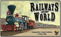 Eagle Games Railways of the World - The Card Game