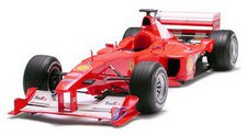 Tamiya Ferrari F1 2000 (20048)