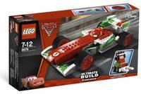 LEGO Cars Ultimate Build Francesco 8678