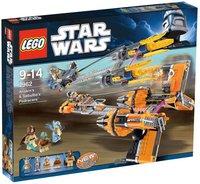 LEGO Star Wars Anakin's und Sebulba's Podracers 7962