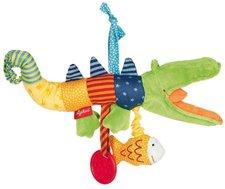 sigikid PlayQ Aktivspielzeug Krokodil (40102)