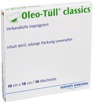 Sanofi-aventis Oleo Tuell Classics 10 x 10 cm (10 Stk.)