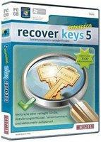 Topos Recover Keys 5 Enterprise