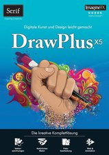 Serif DrawPlus X5 (Win) (DE)