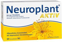 Schwabe Neuroplant Aktiv Filmtabletten (30 Stk.) (PZN: 07751985)