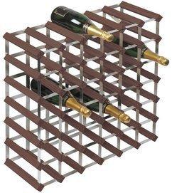 rta weinregal f r 42 flaschen ab 40 87 im preisvergleich kaufen. Black Bedroom Furniture Sets. Home Design Ideas