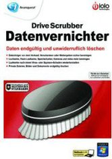 Avanquest Drive Scrubber (Win) (DE)