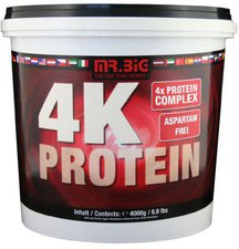 Mr.Big 4 Komponenten Protein (4000g)