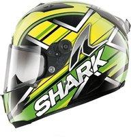 Shark Race-R Kristo Black/Green/Yellow