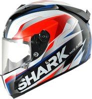 Shark Race-R Pro Kimbo Schwarz Weiß Orange