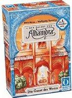 Queen Games Alhambra - Die Gunst des Wesirs