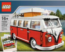 LEGO 10220 Volkswagen T1 Campingbus