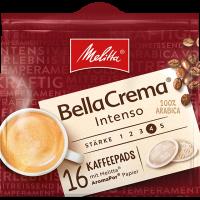 Melitta BellaCrema Pads vollmundig & intensiv (16 Stk.)