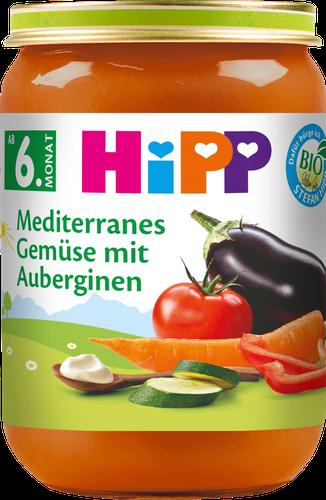 Hipp Mediterranes Gemüse