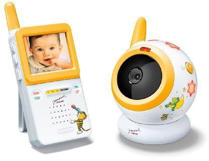 Beurer Video-Babyphone Janosch (JBY101)