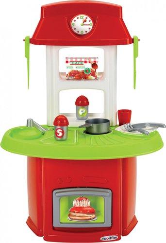 Ecoiffier Spielküche Mini Chefkoch