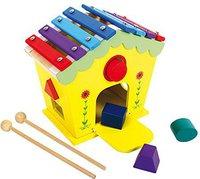 Small Foot Design Klang- und Spielhaus Dodoo