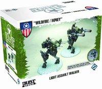 Fantasy Flight Games Dust Tactics Light Assault Walker