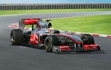 Revell Vodafone McLaren Mercedes MP4-25 Hamilton (07096)