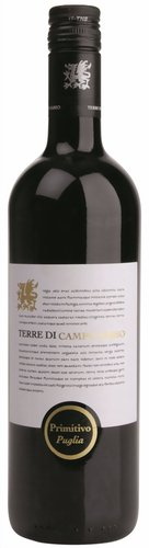 Rotwein, Italien, Apulien, Primitivo