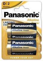 Panasonic LR 20 PAP Alkali Mono D Batterie 15V (2 Stück)