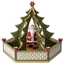 Villeroy & Boch Christmas Toys Tannenbaum mit Santa