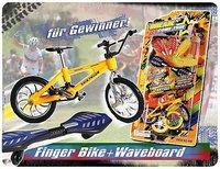 Fun Trading Fingerboards - Fingerbike und Waveboard (3624)