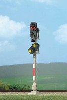 Busch Haupt-/Sperrsignal mit Vorsignal (5834)