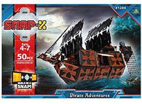 Giochi Preziosi Snap-x - Piratenschiff