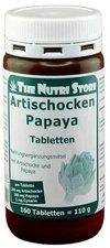 Hirundo Products Artischocken Papaya Tabletten (160 Stk.)