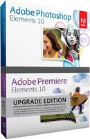 Adobe Photoshop Elements 10 + Premiere Elements 10 Upgrade (Win/Mac) (EN)