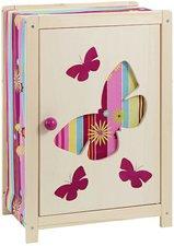 Howa Puppenschrank Butterfly