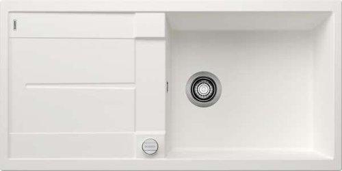 Blanco Blancometra XL 6 S weiß (Silgranit PuraDur II)