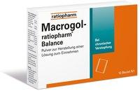 ratiopharm Macrogol Balance Pulver (10 Stk.) (PZN: 06553094)