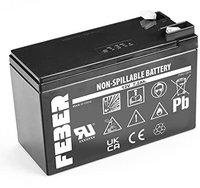 Feber Batterie 12V 7.2Ah