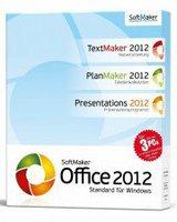 SoftMaker Office 2012 Standard (Win) (DE)