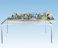 Noch Alu-Zargensystem - 100 x 69 + 31 cm (62400)