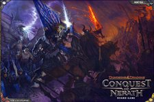 Wizards Dungeons & Dragons Conquest of Nerath