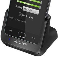 Kidigi Dockingstation Cover-Mate für Samsung Galaxy S2