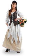 Mittelalter Kostüm Blumenmädchen