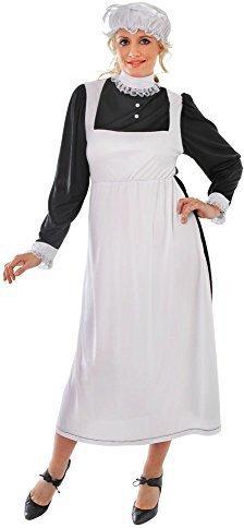 Viktorianische Magd Kostüm