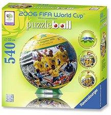 Ravensburger Puzzleball: Brasiliens FIFA WM Erfolge 540 Teile