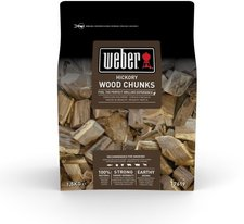 Weber Fire Spice Hickory Flavoured Wood Chunks