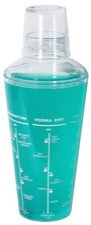 Contacto Cobbler Cocktail-Shaker (6785/075)