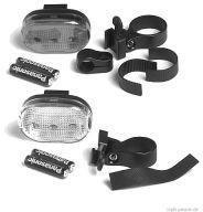 MBP Rollstuhlzubehör Heck - LED