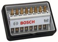 Bosch Schrauberbit-Set Sx 8-teilig (2607002571)